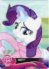 My Little Pony Rarity Equestrian Friends Trading Card