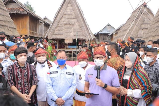Sandiaga Uno dukung pertumbuhan pariwisata Bima