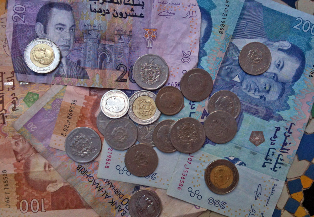 Funny Money In Morocco The Real Problem With Riyals