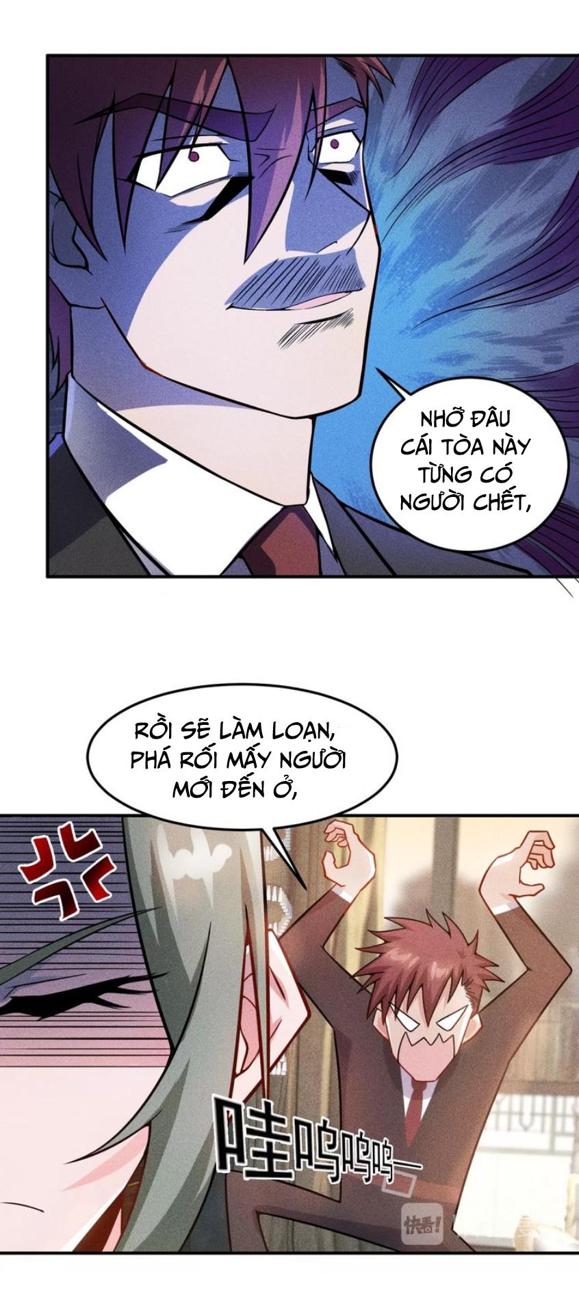 Cao Thủ Cận Vệ Của Nữ Chủ Tịch Chapter 27 video -