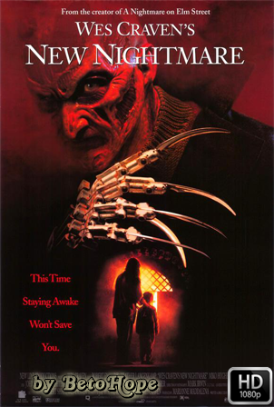 La Nueva Pesadilla de Wes Craven [1994] [Latino-Ingles] HD 1080P  [Google Drive] GloboTV