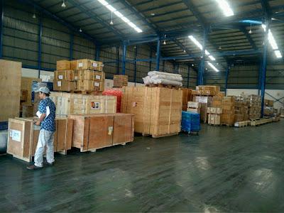 Jasa Undername Import-Export Dan Freight Forwarder
