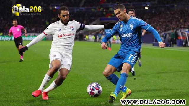 Lyon Menginginkan Harapan Buruk Juventus