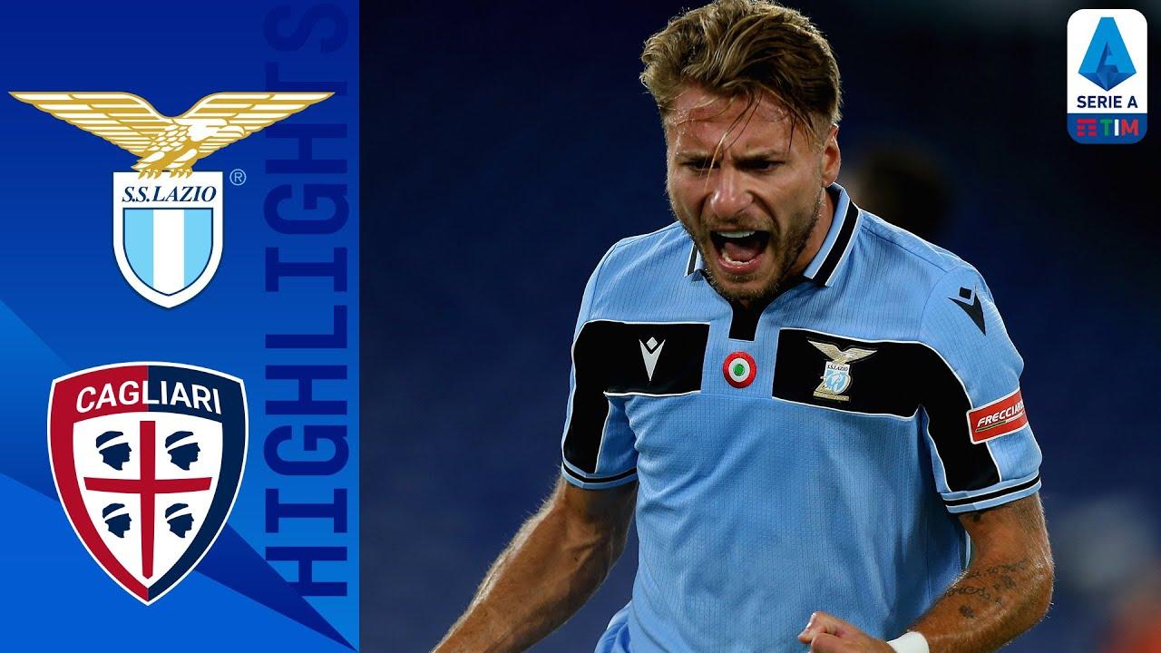 Video Lazio 2-1 Cagliari