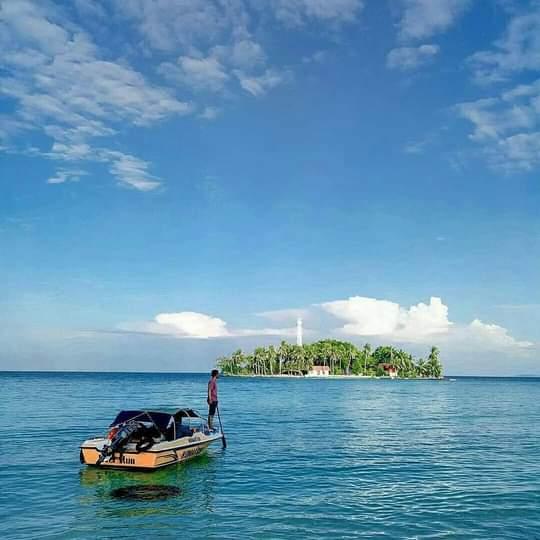 harga wisata alam bawah laut pulau samber gelap
