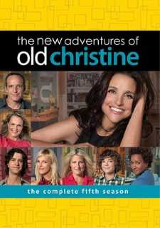 THE NEW ADVENTURES OF OLD CHRISTINE - AS NOVAS AVENTURAS DE CHRISTINE - 5° TEMPORADA - DUBLADO - 2009 A 2010