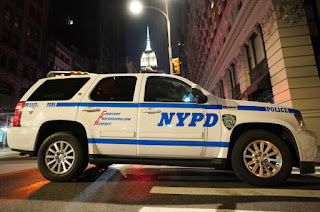 NYPD officer found unconscious in East Village police station