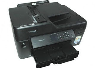 Brother MFC-J6530DW All-in-One Color Inkjet Printer Driver Download