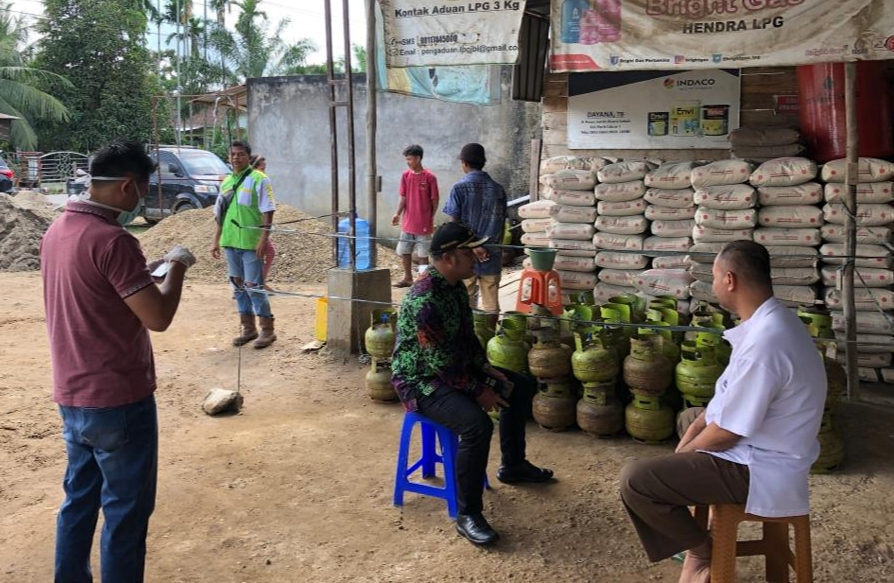 Kebutuhan Gas Melon Meningkat, Pemkab Tanjabtim Ajukan Penambahan Kuota