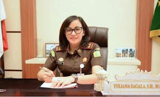 Yuliana Sagala Dipromosikan Jadi Kajari Denpasar