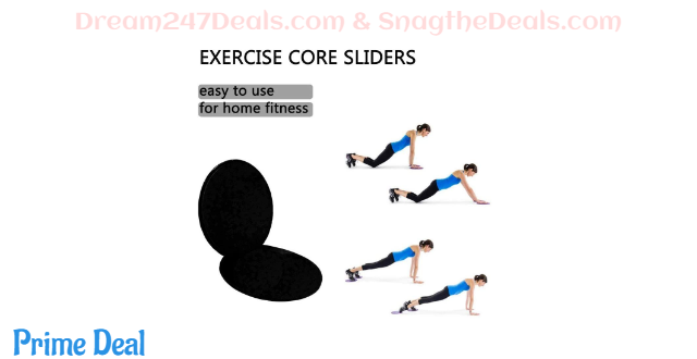 35%OFF Core Sliders Fitness Exercise Gliding Discs for Full Body Workout