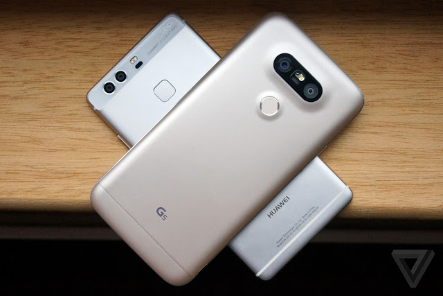 Beberapa Fitur Keren Smartphone Kekinian