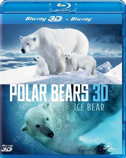 Polar Bears: A Summer Odyssey [2012] [BD50] [3D] [Latino]