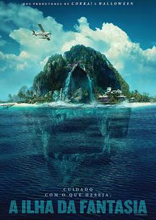 A Ilha da Fantasia - BDRip Dual Áudio