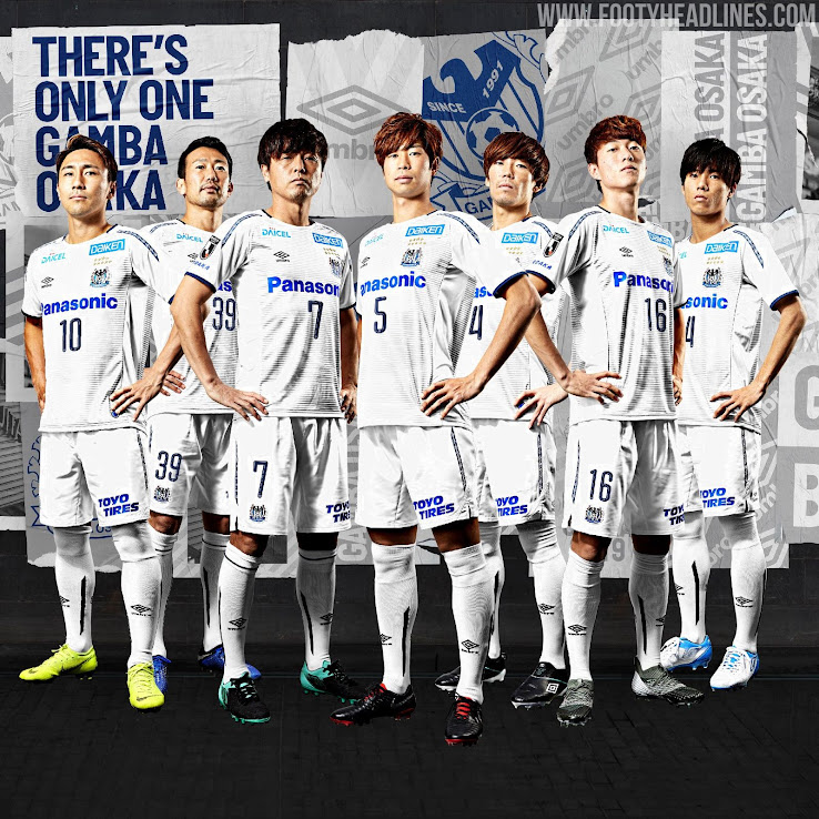 9f3275877f0 Let s hear your thoughts on the new Gamba Osaka kits by Umbro in the  comments below.