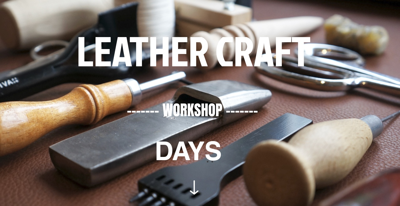 Leather Craft Workshop Days