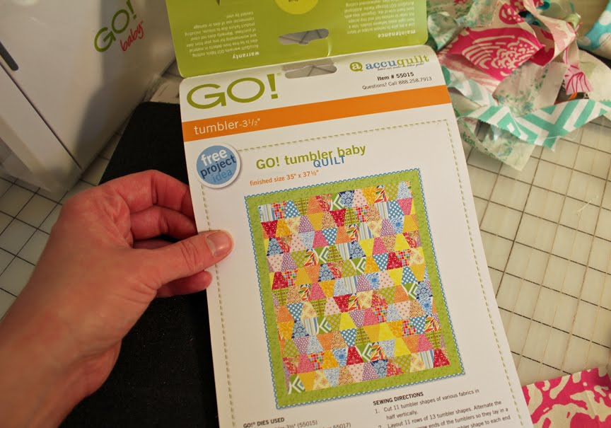 Olive And Ollie Accuquilt Go Baby Fabric Cutter Review