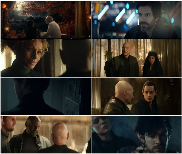 Star Trek Picard S01E04 English Hindi Download 720p