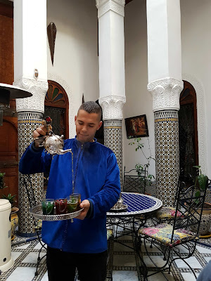 Riad Dar Skalli,Fez, Marrocos