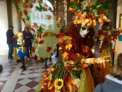 THE ORIGINAL:  Making a Good Impressionist - Going Undercover as Van Gogh, a Mask Maker Rediscovers Anonymity in Venice  by Cat Bauer