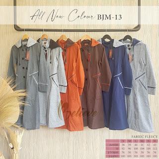 Koleksi Blouse Jaket Muslimah Believe BJM 13