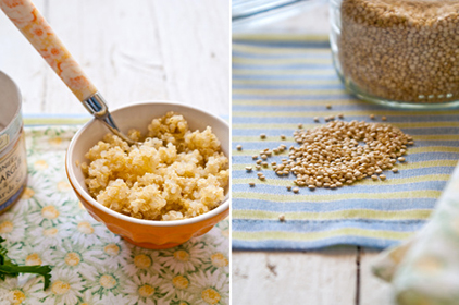 Benefits of quinoa for babies
