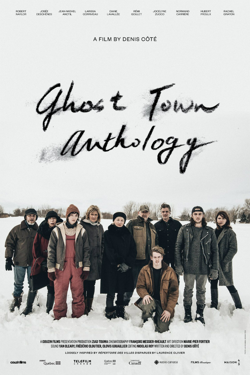 ghost town anthology poster