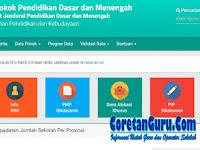 Cara Download Dan Cetak Surat Pertanggung Jawaban Mutlak (SPTJM) Dapodik 2018