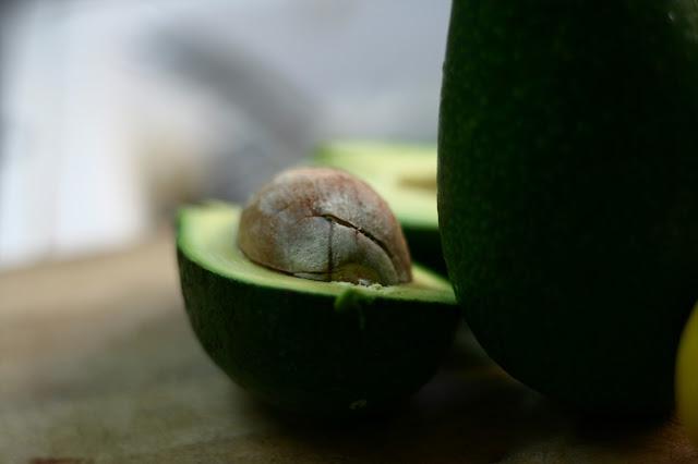 גרעין אבוקדו ערך תזונתי, צילום אורנה לבנה
