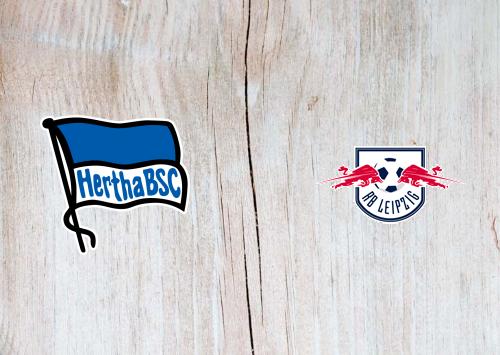 Hertha BSC vs RB Leipzig -Highlights 9 November 2019