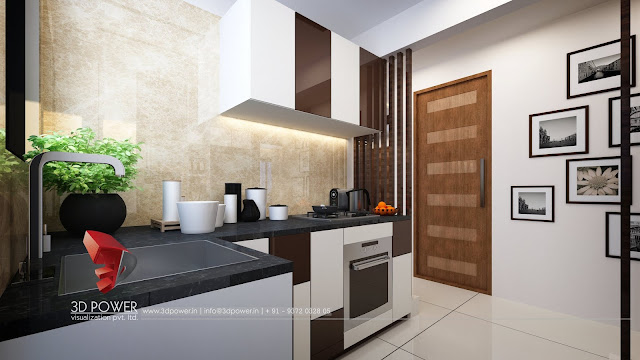 Architectural Walkthrough Rendering For Apartment Project With Complete Visualization & Branding Solution.
