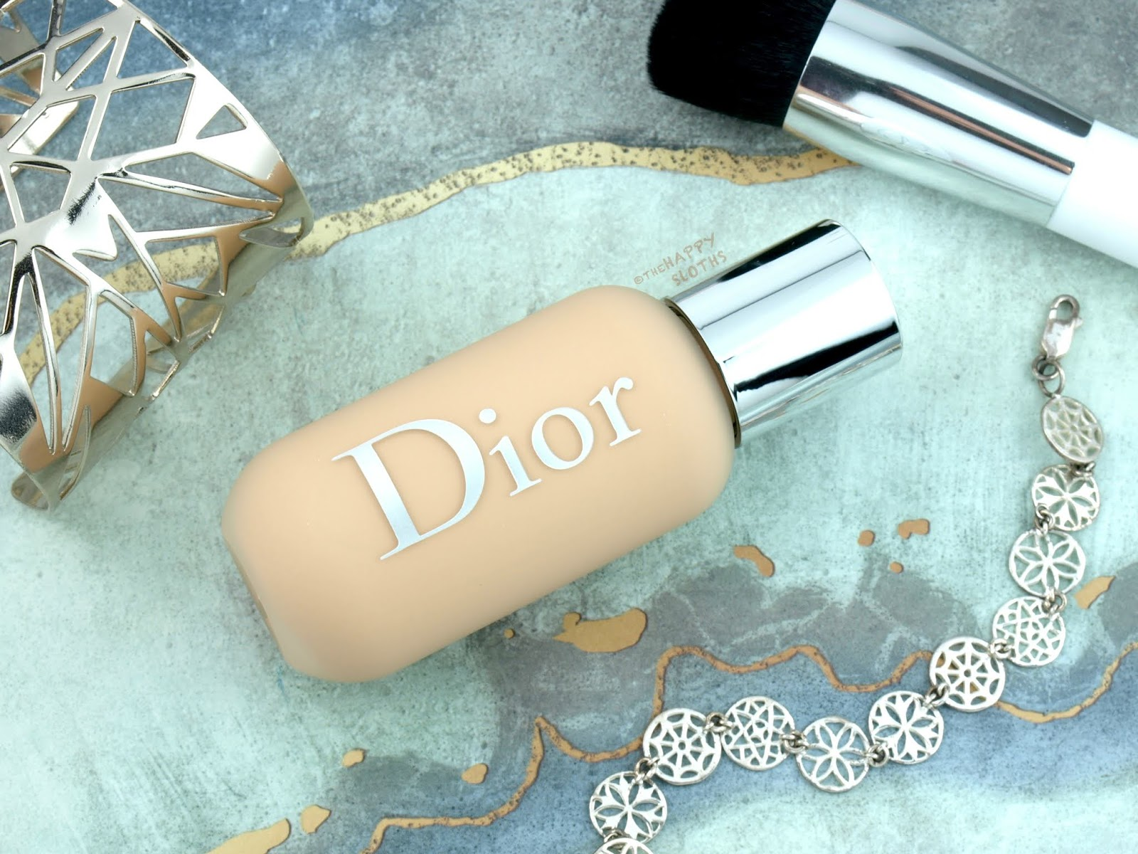 Dior | Backstage Face & Body Foundation: Review and Swatches