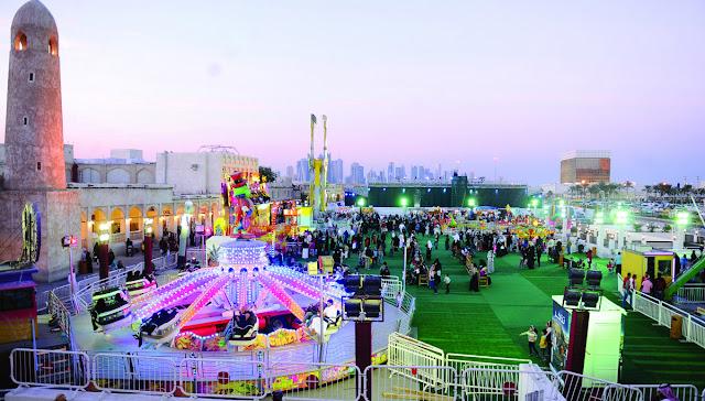 أماكن سياحية للأطفال في قطر