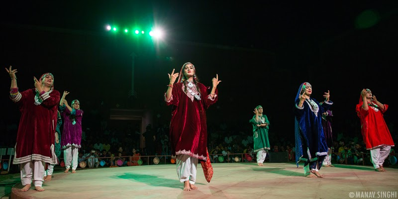 Rauf Folk Dance from Kashmir