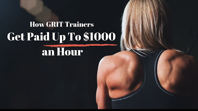 How To Make $1K an Hour As A Personal Trainer