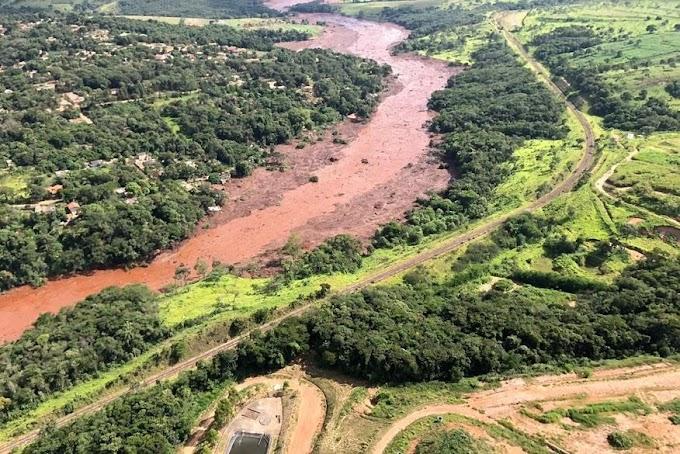PARAÍBA: Após rompimento de barragem, diretor do DNOCS descarta possibilidade de contaminação do Rio São Francisco na Paraíba.