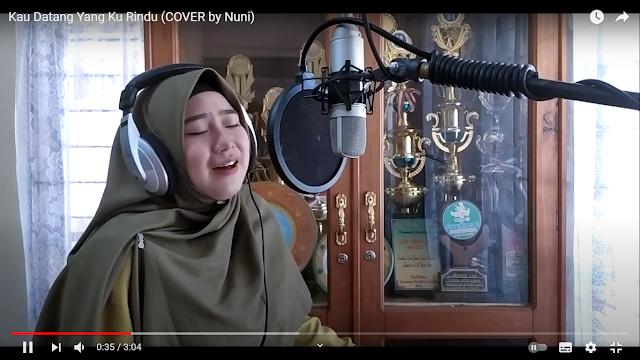 Mahasiswa Prodi PAI Raih Juara Di Kompetisi Cover Lagu Ramadhan