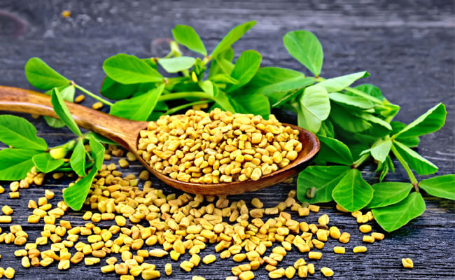 how to stop hair fall fenugreek seed