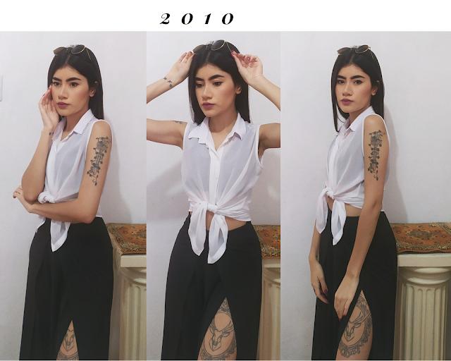 O estilo de 2010