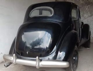 Dijual Mobil KUNO FIAT Cooper 1951