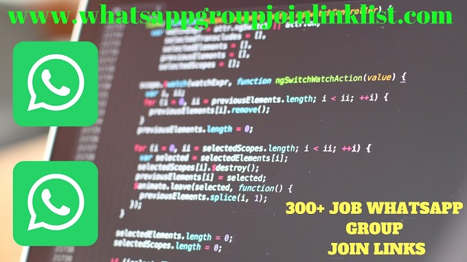 5000+ Job WhatsApp Group Join Link List 2019