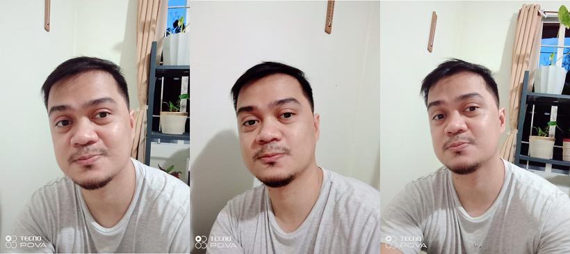 Tecno Pova Camera Review - Selfie