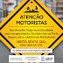 ATENÇÃO: Obras de recapeamento interditam principal acesso à Praia de Ipitanga até as 17h desta sexta-feira
