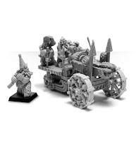 warhammer age of sigmar chaos dwarfs deathshrieker
