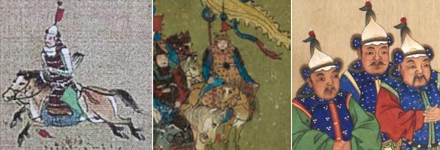 Ming Dynasty throat armour