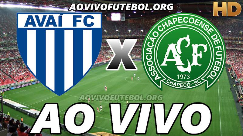 Avaí x Chapecoense Ao Vivo HD TV PFC