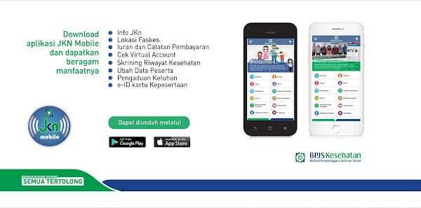 Aplikasi JKN Mobile