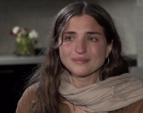 קים אריאל ארד, התלוננה על ניצול מיני מצד הפסיכולוג שלה | צילום: החדשות  N12