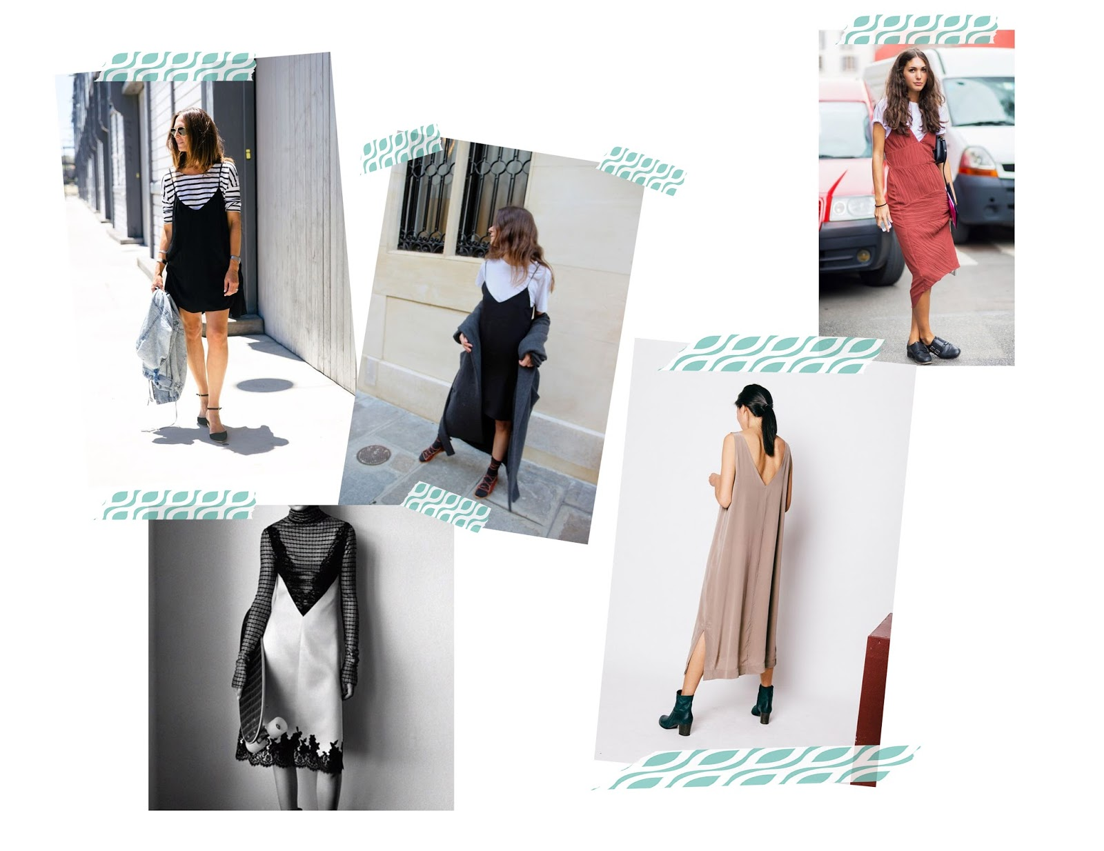 Trend crush spring summer 16 easy and wearable trends the slip dress