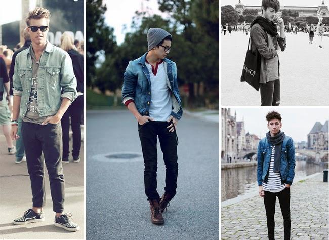 f5326448b A jaqueta jeans é uma peça que, assim como a calça jeans é indispensável em  qualquer guarda roupa, pois o jeans é o tecido mais democrático do mundo e  nunca ...